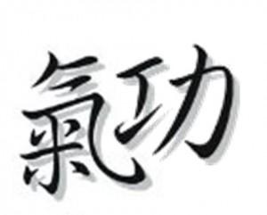 Logo Qi Gong Zeichen